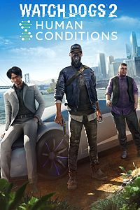 Carátula del juego Watch Dogs2 Human Conditions