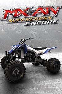 Carátula del juego 2011 Yamaha 450 ATV