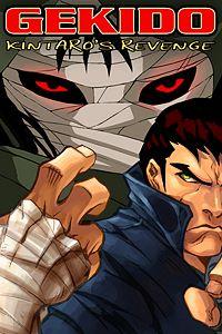 Carátula del juego Gekido Kintaro