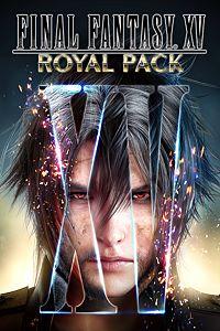 Carátula del juego FINAL FANTASY XV ROYAL PACK para Xbox One