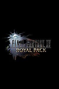 Carátula del juego FINAL FANTASY XV ROYAL PACK