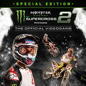 Monster Energy Supercross 2 - Special Edition Xbox One