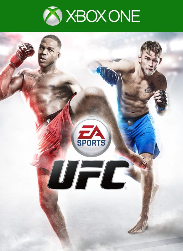 EA SPORTS™ UFC® boxshot