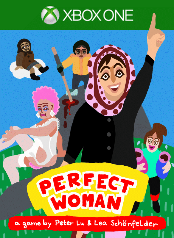 Perfect Woman boxshot