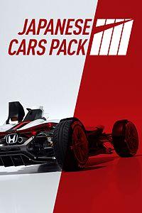 Carátula del juego Project CARS 2 Japanese Cars Bonus Pack