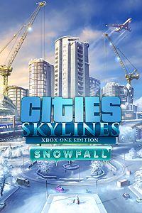 Carátula del juego Cities: Skylines - Snowfall