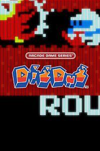 Carátula del juego ARCADE GAME SERIES: DIG DUG