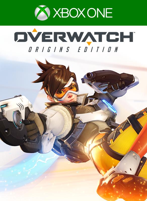 Overwatch boxshot