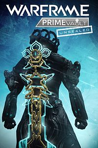 Carátula del juego Warframe: Prime Vault – Frost Prime Accessories