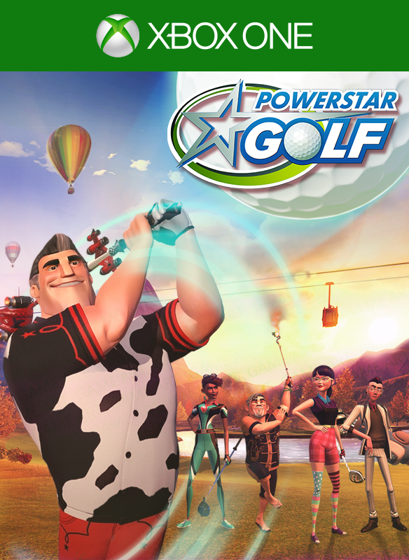Powerstar Golf boxshot