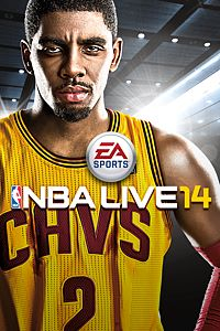 Carátula del juego NBA LIVE 14