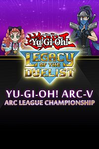 Carátula del juego Yu-Gi-Oh! ARC-V: ARC League Championship de Xbox One