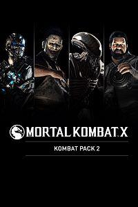 Carátula del juego Kombat Pack 2