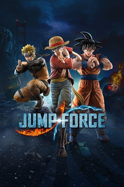 JUMP FORCE - Pre-Order Bundle box shot