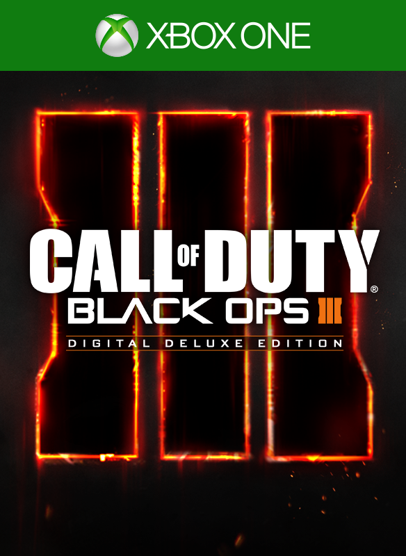 Call of Duty: Black Ops III - Zombies Deluxe