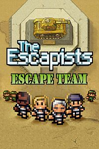 Carátula del juego Escape Team de Xbox One