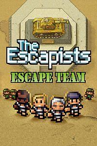 Carátula del juego Escape Team