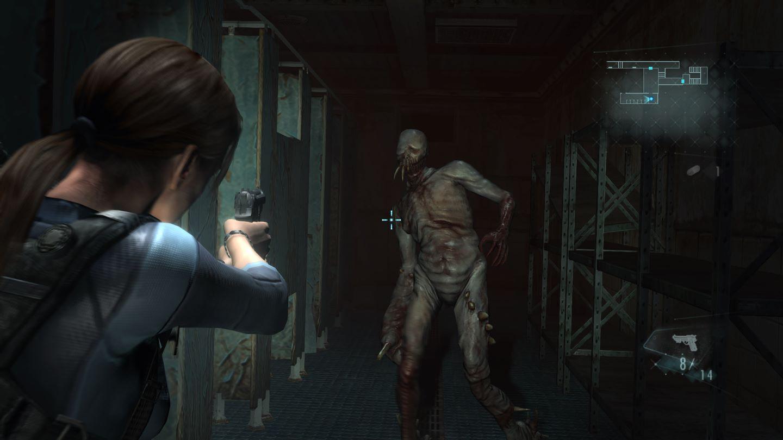 Resident Evil Revelations Install Size Screenshot