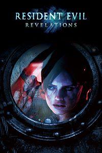 Carátula para el juego RESIDENT EVIL REVELATIONS de Xbox 360