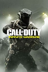 Carátula del juego Call of Duty: Infinite Warfare - Launch Edition