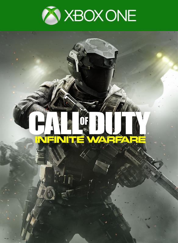 Call of Duty: Infinite Warfare boxshot