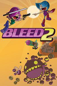 Carátula del juego BLEED 2