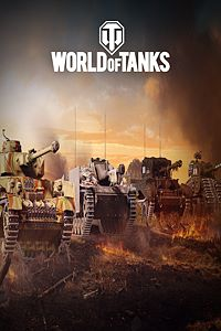 Carátula del juego World of Tanks - Dark Horse Mega Prime