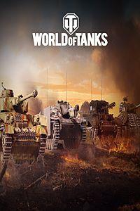 Carátula del juego World of Tanks - Dark Horse Mega Prime