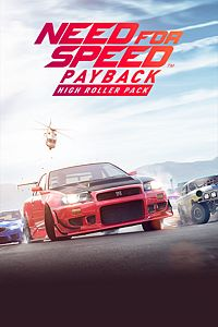Carátula del juego Need for Speed Payback - Deluxe Edition Content