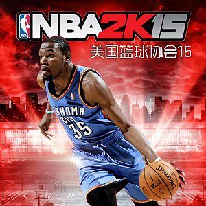 NBA 2K15 美国篮球协会 15 Xbox One