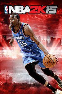 Carátula del juego NBA 2K15