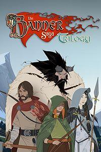 Carátula del juego Banner Saga Trilogy