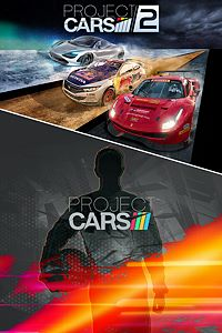 Carátula del juego Project CARS Bundle