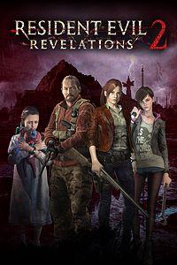 Carátula del juego Resident Evil Revelations 2 - Complete Season