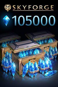 Carátula del juego Skyforge: 105 000 Argents