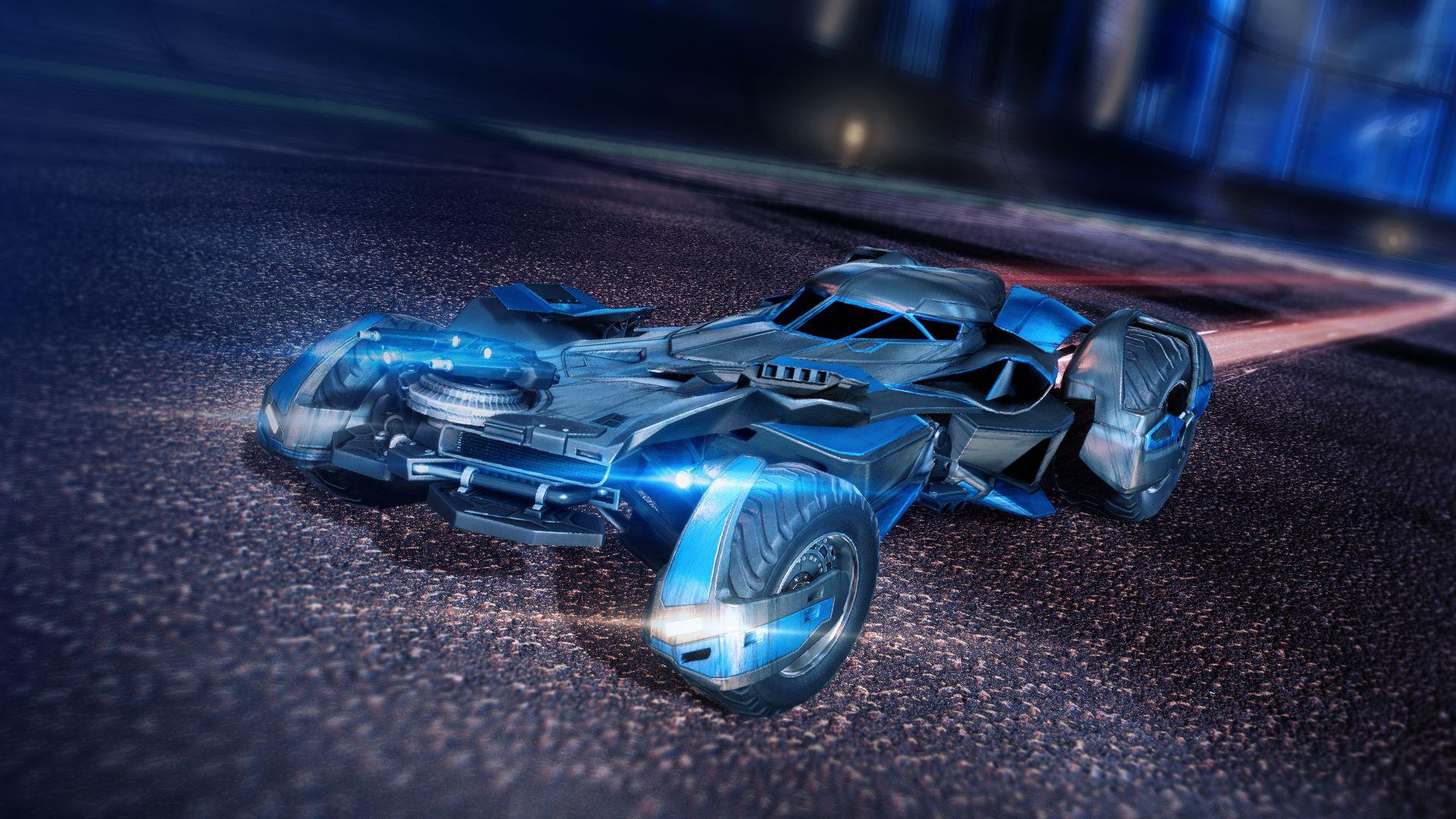 rocket league batman v superman dawn of justice car pack を購入