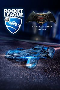 Carátula del juego Rocket League - Batman v Superman: Dawn of Justice Car Pack
