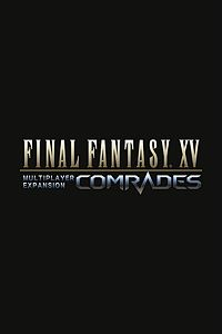 Carátula del juego FINAL FANTASY XV MULTIPLAYER EXPANSION: COMRADES