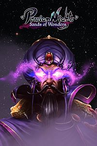 Carátula del juego Persian Nights: Sands of Wonders