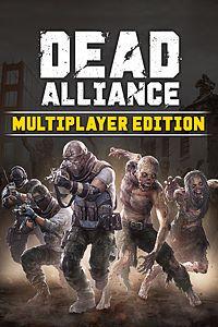 Carátula del juego Dead Alliance: Multiplayer Edition