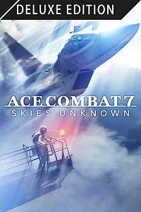 Carátula para el juego ACE COMBAT 7: SKIES UNKNOWN Deluxe Edition de Xbox 360