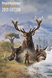 Carátula del juego theHunter: Call of the Wild - 2019 Edition