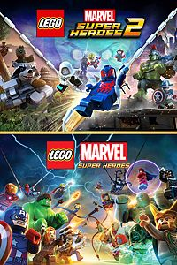 Lego Marvel Super Heroes Bundle Laxtore