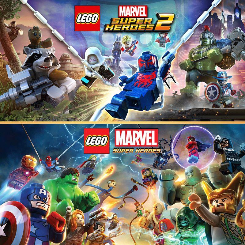LEGO® Marvel Super Heroes Bundle