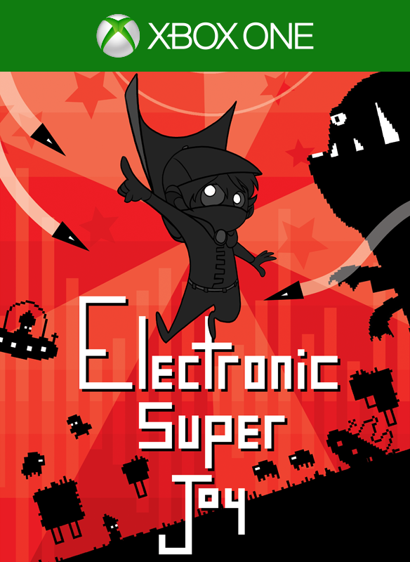 Electronic Super Joy boxshot