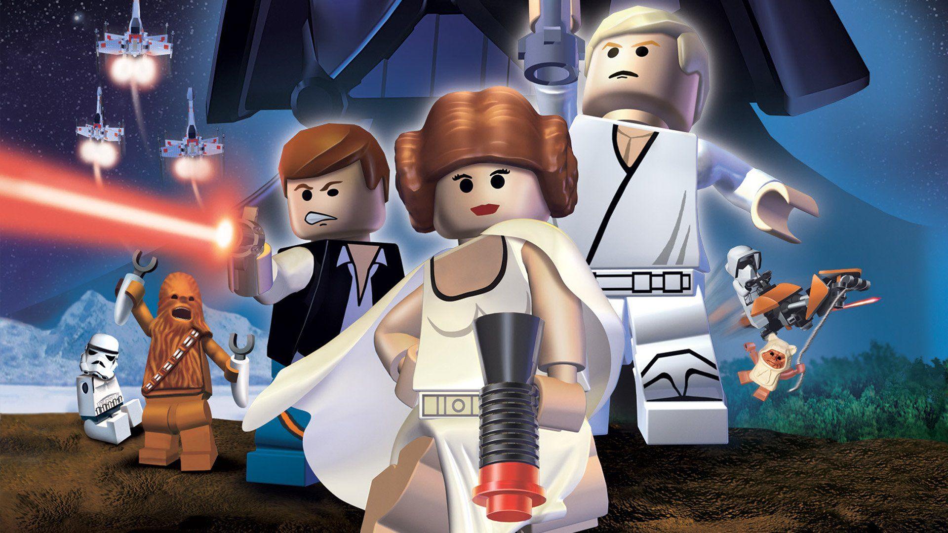 LEGO Star Wars The Original Trilogy Xbox One Screenshot