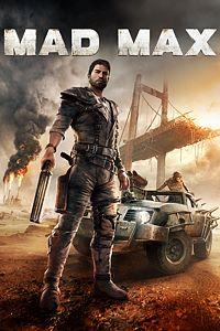 Carátula para el juego Mad Max de Xbox One