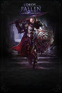 Carátula del juego Ancient Labyrinth