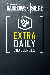 Carátula del juego RAINBOW SIX SIEGE - Extra Daily Challenges