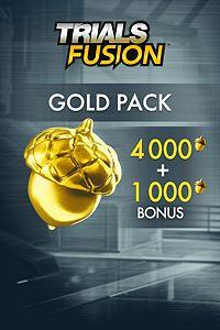 Carátula del juego Trials Fusion Gold Pack